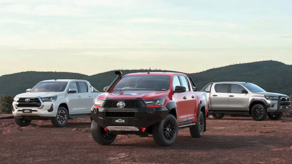 hilux rogue recall
