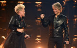 P!nk and Bon Jovi