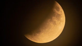 Total lunar eclipse in Australia on May 26