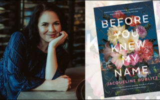 Before You Knew My Name book by Jacqueline Bublitz