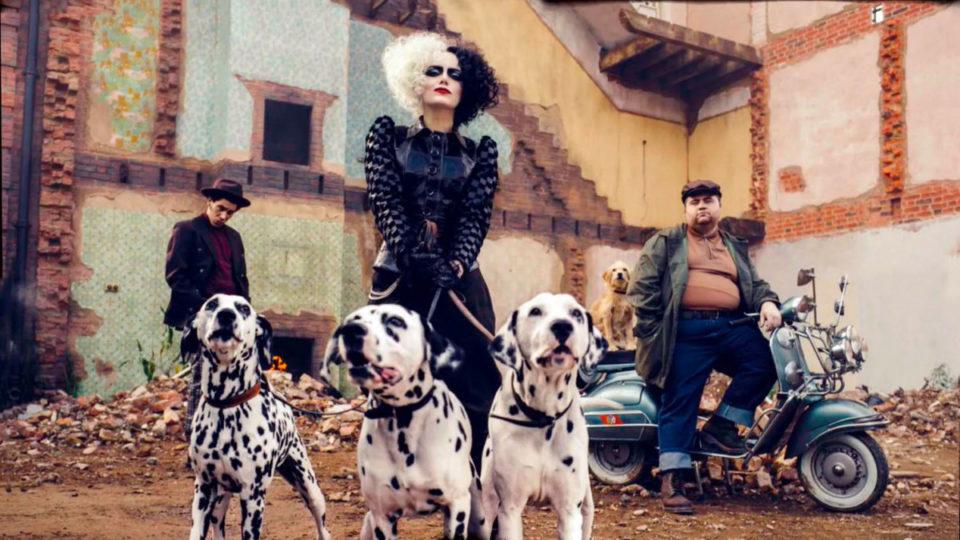 Disney's Cruella is in Australian cinemas now