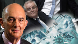 Scott Morrison's pandemic plan is to not lose political face