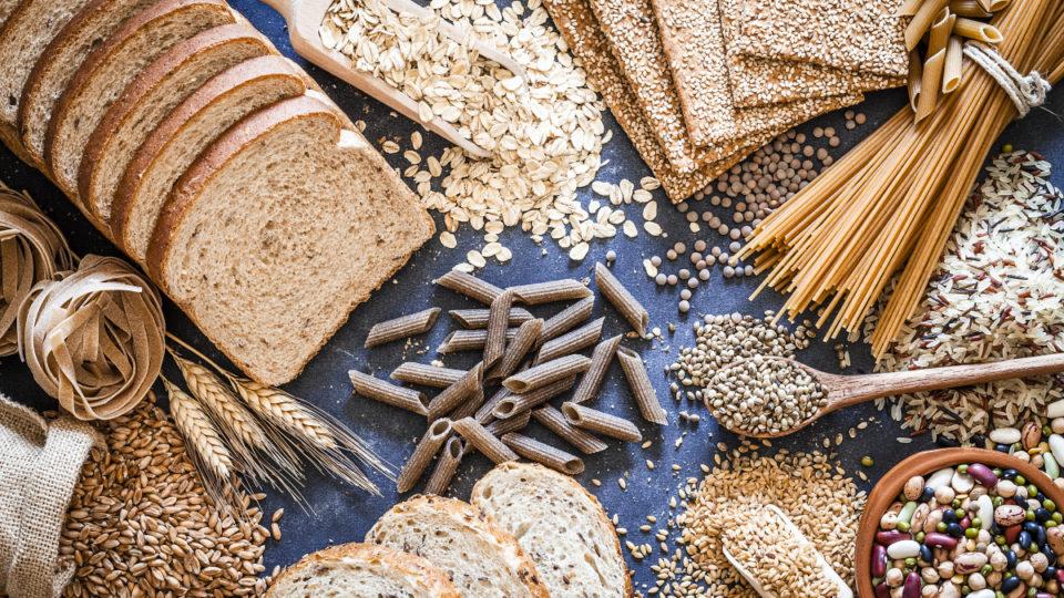 Swap high GI foods for low GI options