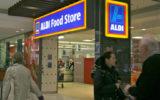 An Aldi supermarket