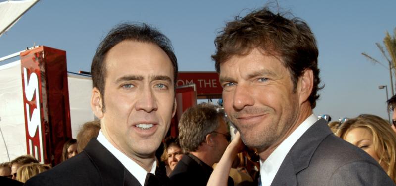 Nicolas Cage Denis Quaid