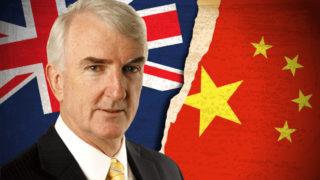 China threat to Australia