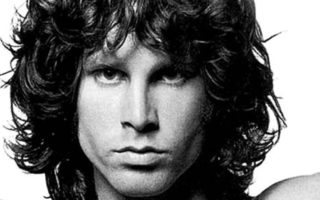Jim Morrison collected works book released