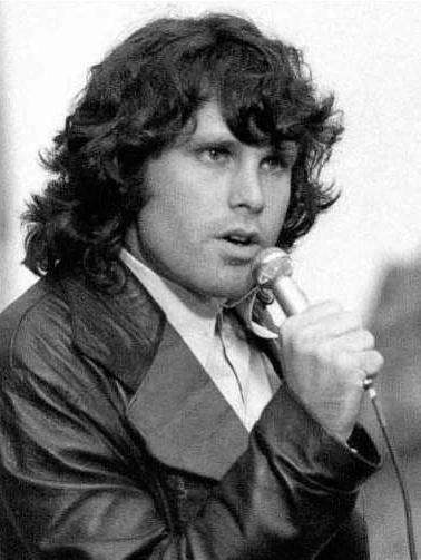 Jim Morrison wrote poetry