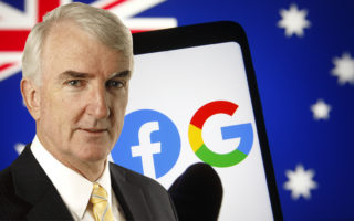 Google and Facebook get a minor inconvenience in a new tax
