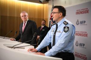 AFP FBI sting takes down hundreds of criminals