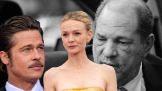 Harvey Weinstein scandal movie