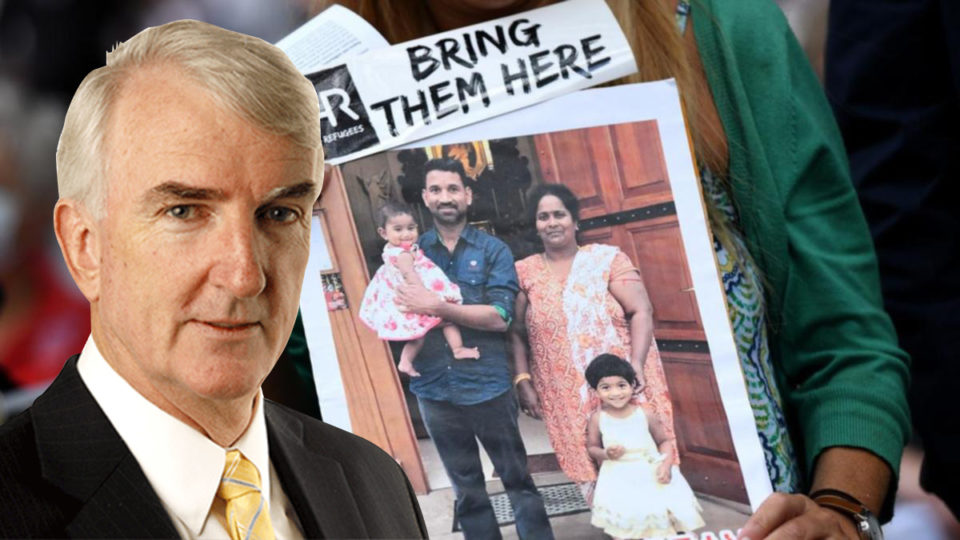 Government treatment of the Biloela family