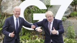 g7 boris johnson joe biden