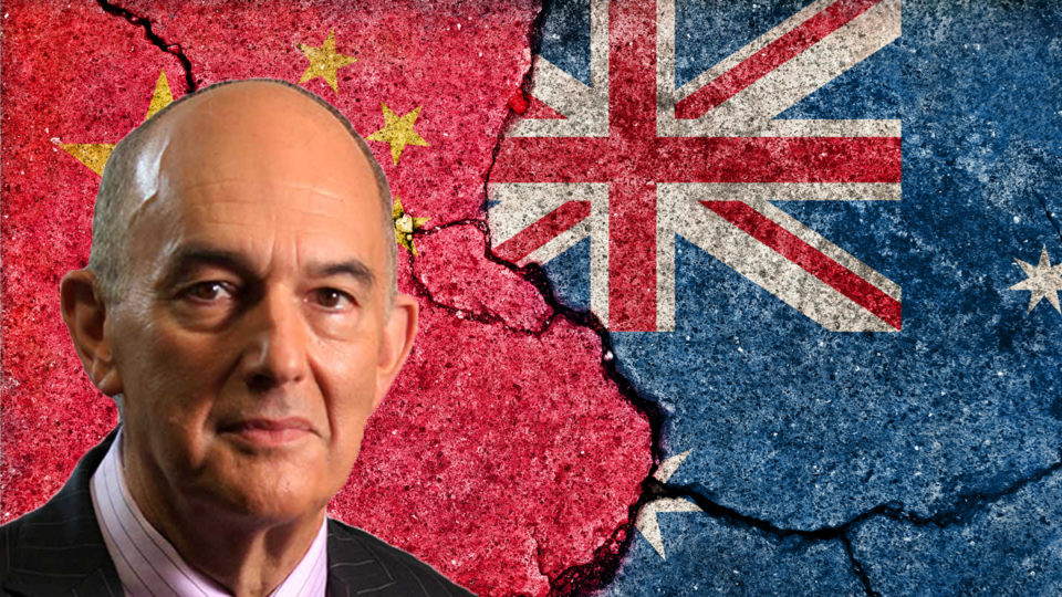 G7 summit highlights tensions between Australia and China
