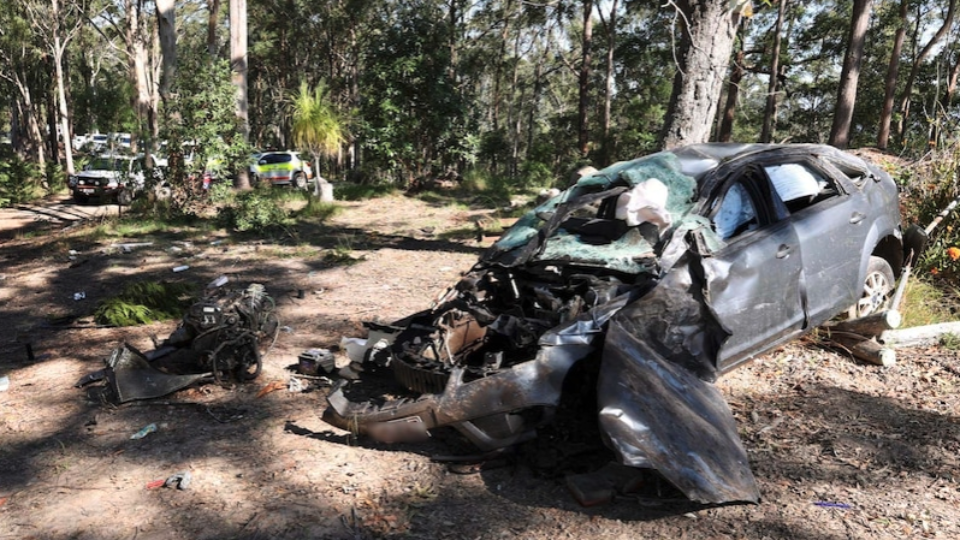 gold coast car accident