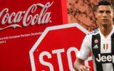 Cristiano Ronaldo disses Coca-Cola