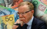 economic stagnation and RBA governor Philip Lowe