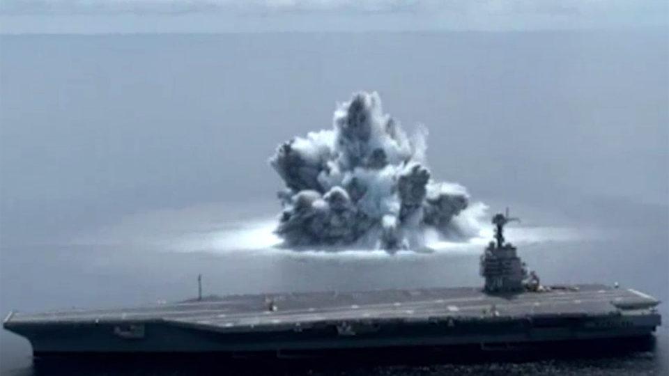 us navy earthquake