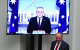 What next now that Barnaby Joyce is back