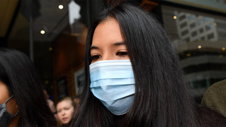 Charges against the daughter of surgeon Charlie Teo have been dropped.