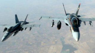 us air strikes