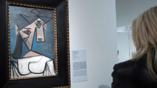picasso painting greece