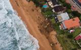 Rising sea levels risk
