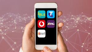 5g network rollout in Australia