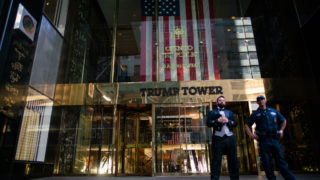 trump organisation charges