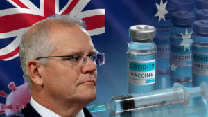 Scott Morrison and a COVID vaccine