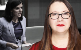 Julia Banks reveals her time in the Liberal Party