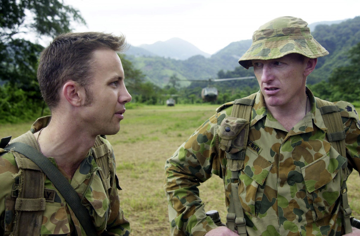 Army response to COVID