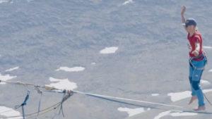 tightrope walk sweden