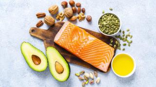 Healthy fats v bad fats