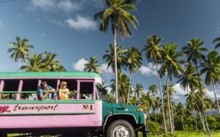 Samoa travel bubble