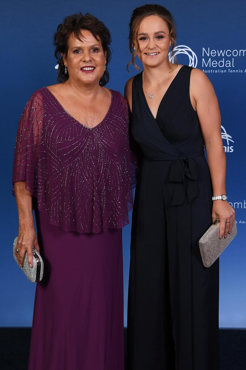 Indigenous tennis stars