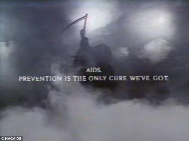 Grim Reaper ad campaign
