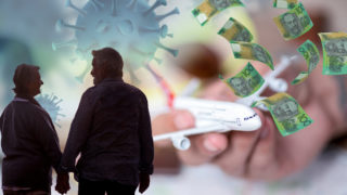 COVID travel refunds