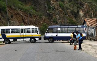 bolivia bus crash