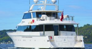 yacht covid queensland