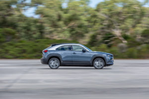 Mazda enters the EV market