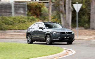 Mazda MX-30 road test