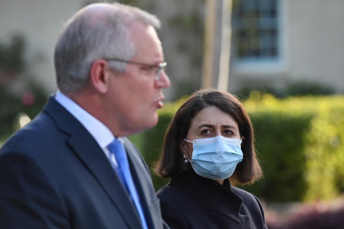 Sydney lockdown funding