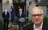 Lockdown not producing JobKeeper under Scott Morrison