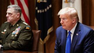 donald trump coup