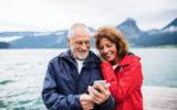 superannuation retirement older couple superannuation