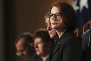 Ms Represented Julia Gillard