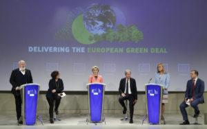 carbon border tax European Green Deal