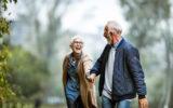 retirement savings older couple