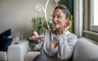 Can I book a hearing aid test during COVID-19